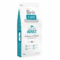 Brit Care GF Adult Salmon & Potato 12 kg (д/собак весом до 25 кг)