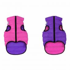 Жилетка для собак Collar «Airy Vest» L 55 см (розовая / фиолетовая)