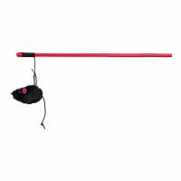 Мышка на удочке 50см