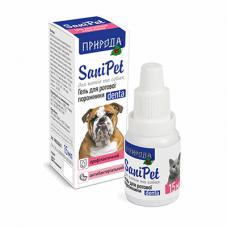 Гель д/ротовой полости SaniPet капли 15мл (д/кошек и собак)