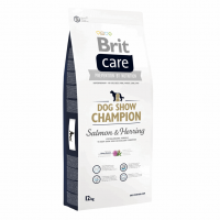 Brit Care Dog Show Champion 12 kg (д/выставочных собак)