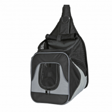 Рюкзак-переноска Trixie «Savina» 30 x 33 x 26 см (чёрная)