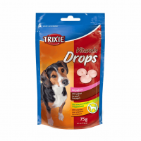 Витамины для собак Drops 75г йогурт