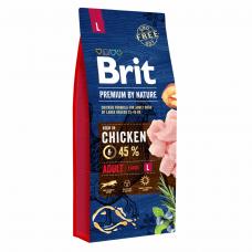 Brit Premium Dog Adult L 15 kg