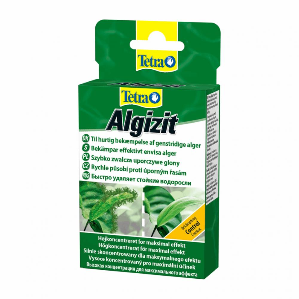 Средство против водорослей Tetra «Algizit» 10 таблеток на 200 л.
