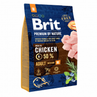 Brit Premium Dog Adult M 3 kg