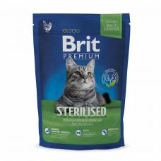 Brit Premium Cat Sterilized 1,5 kg (д/стерилизованных кошек)
