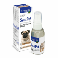 Лосьон д/глаз SaniPet спрей 30мл (д/кошек и собак)
