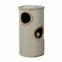 "Дряпка \Samuel\"" (\""""Cat Tower\"""") сизаль 36х70см бежевая"""""""