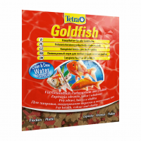 Сухой корм для аквариумных рыб Tetra в хлопьях «Goldfish» 12 г (для золотых рыбок)