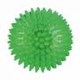 Мяч-ёж термопластрезина без звука 8см