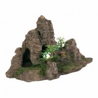 Декор. Гора с пещерой 22*10,5*12см
