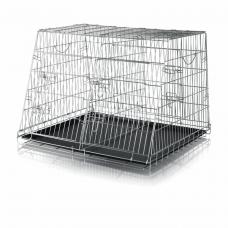 Клетка метал двойная 93x68x79 см