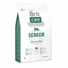 Brit Care Senior Lamb & Rice 3 kg (д/пожилых всех пород)