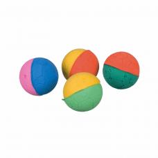 Набор мячиков поролон. 4см.(4шт)