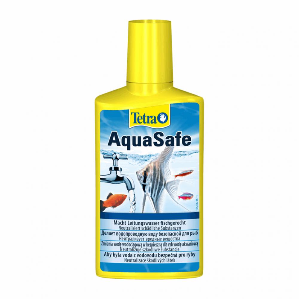 Средство для подготовки воды Tetra «Aqua Safe» 250 мл на 500 л.