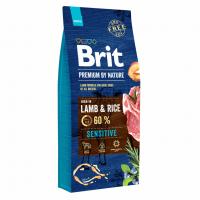 Brit Premium Dog Sensitive Lamb 15 kg