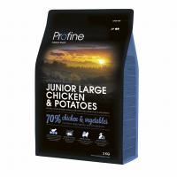 Profine Junior Large Breed 3 кг, курица д/щенков и юниоров крупных пород