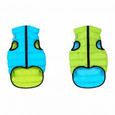 Жилетка для собак Collar «Airy Vest» S 30 см (голубая / зелёная)