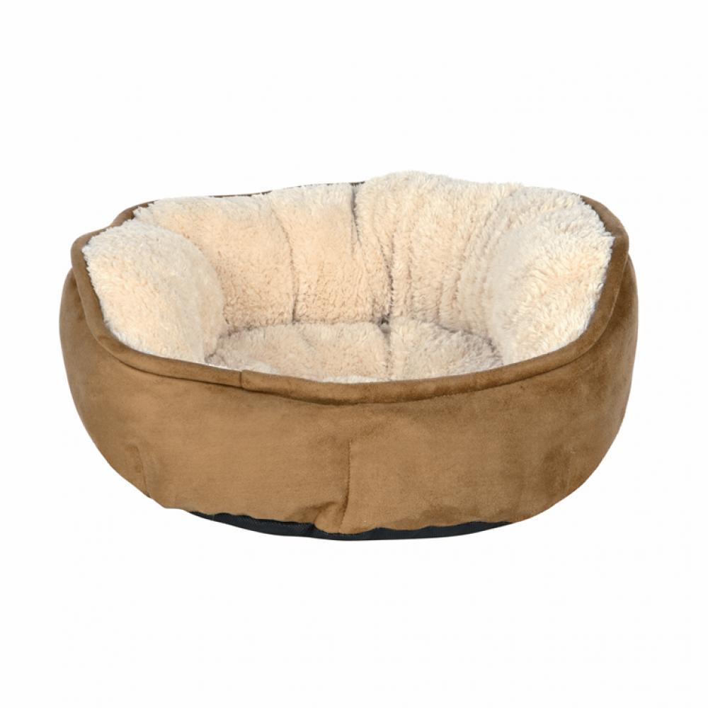 Лежак Trixie «Othello» d=60 см (коричневый)