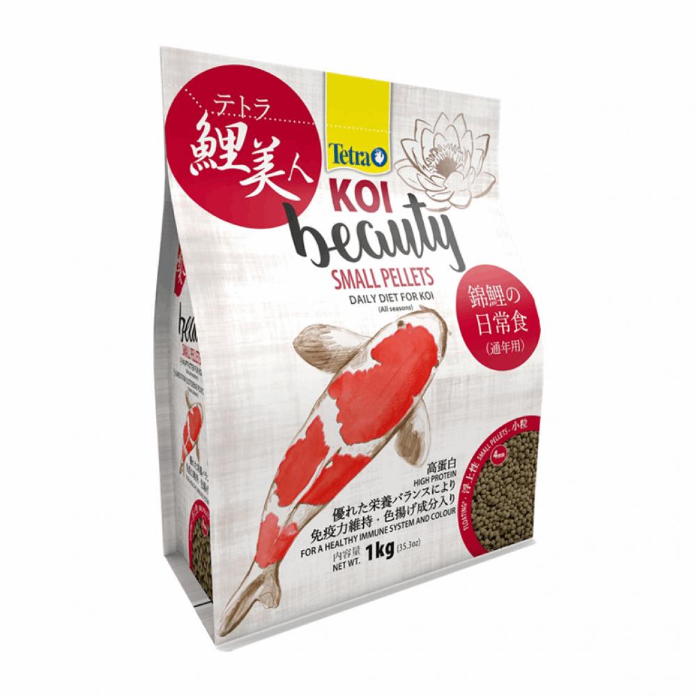 Tetra KOI Beauty Small 4L супер премиум корм для КОИ размером более 10 см