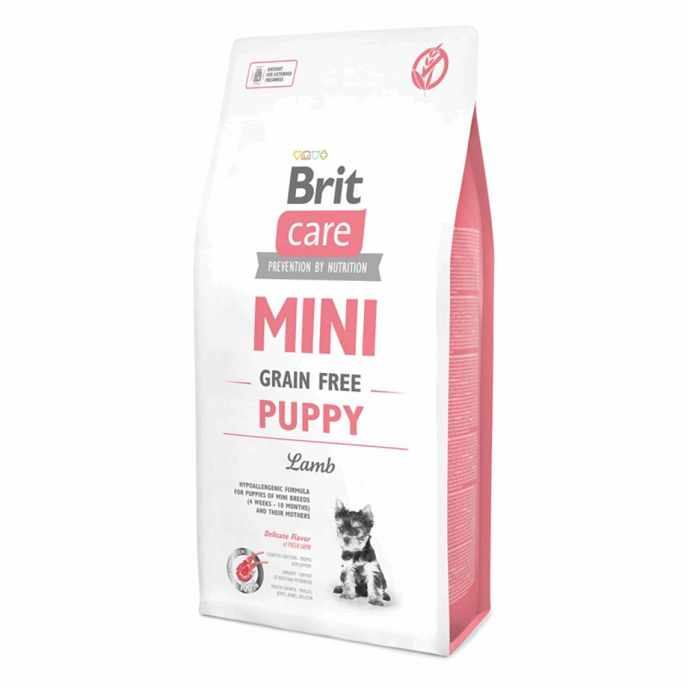 Brit  Care GF Mini  Puppy 7 kg Lamb (д/щенков малых пород) ягненок