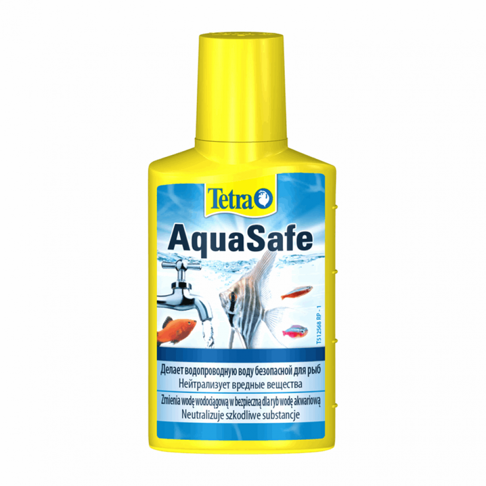 Tetra AQUA SAFE 50 ml для подготовки воды