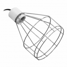 Керамический патрон для лампы Exo Terra «Wire Light» E27, 1,80 м (до 150 W)