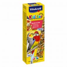 Крекер д/бол. австрал. попуг фруктовый (2шт)