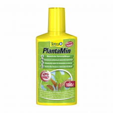 Удобрения для растений Tetra «PlantaMin» 250 мл с железом на 1000 л