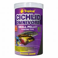 Cichlid Omnivore Small Pellet 1L/360g