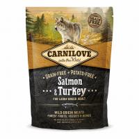 Carnilove Adult Large Breed Salmon & Turkey 1,5 kg (д/взрослых собак крупных пород)