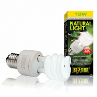 Лампа REPTI GLO 2.0/13W=Natural Light Е27