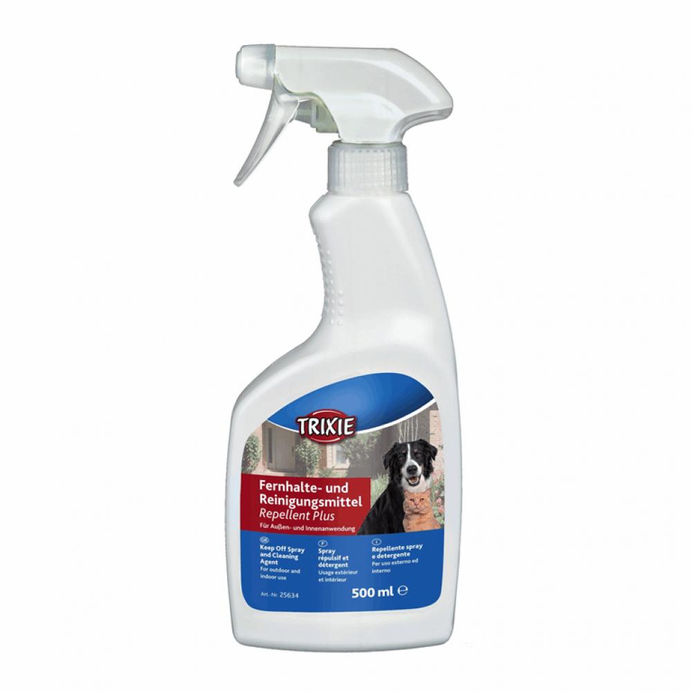 Спрей Repellent отпугиватель-очиститель д/наруж. и внутрен. прим-я 500мл