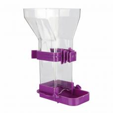 Кормушка для птиц Trixie 150 мл / 12 см (пластик, цвета в ассортименте)