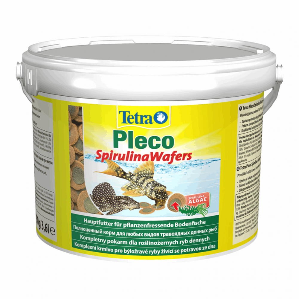 Tetra PLECO Algae Wafers 36L/175kg