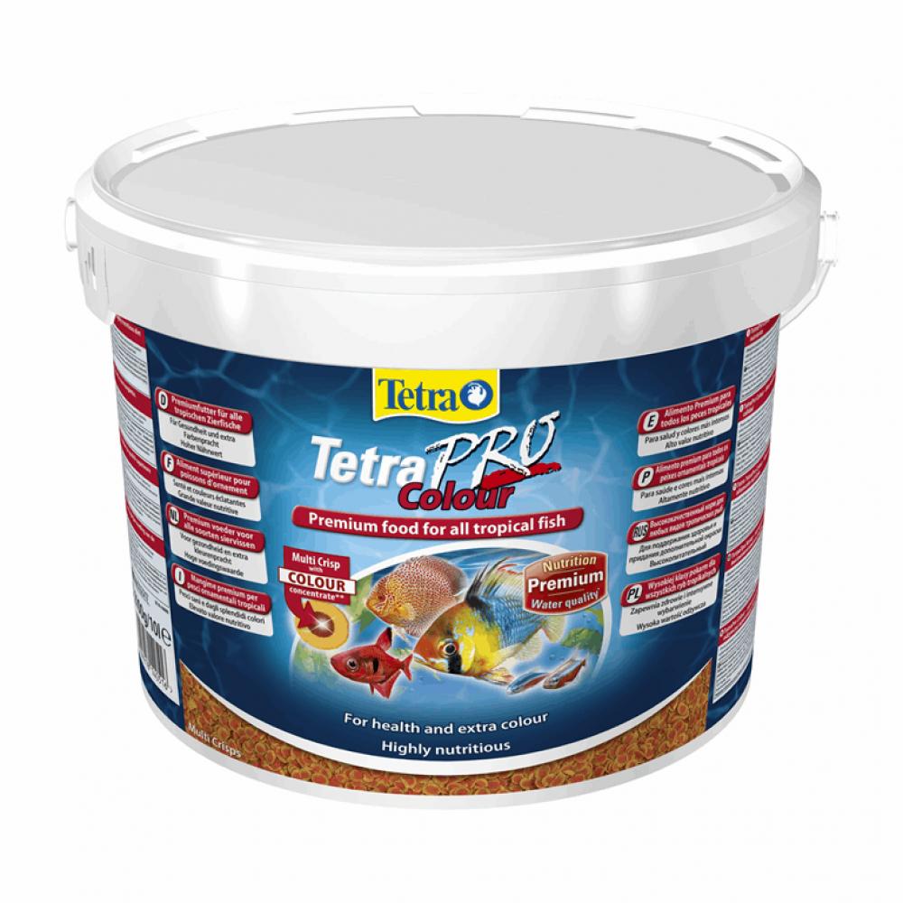 Tetra PRO Colour 10L/2,1кг премиум корм для окраса