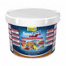 Сухой корм для аквариумных рыб Tetra в чипсах «TetraPro Colour» 10 л (для всех аквариумных рыб)