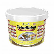 Сухой корм для аквариумных рыб Tetra в хлопьях «TetraRubin» 10 л (для всех аквариумных рыб)
