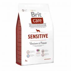 Brit Care Sensitive Venison & Potato 3 kg (д/взр. соб. всех пород с олениной)