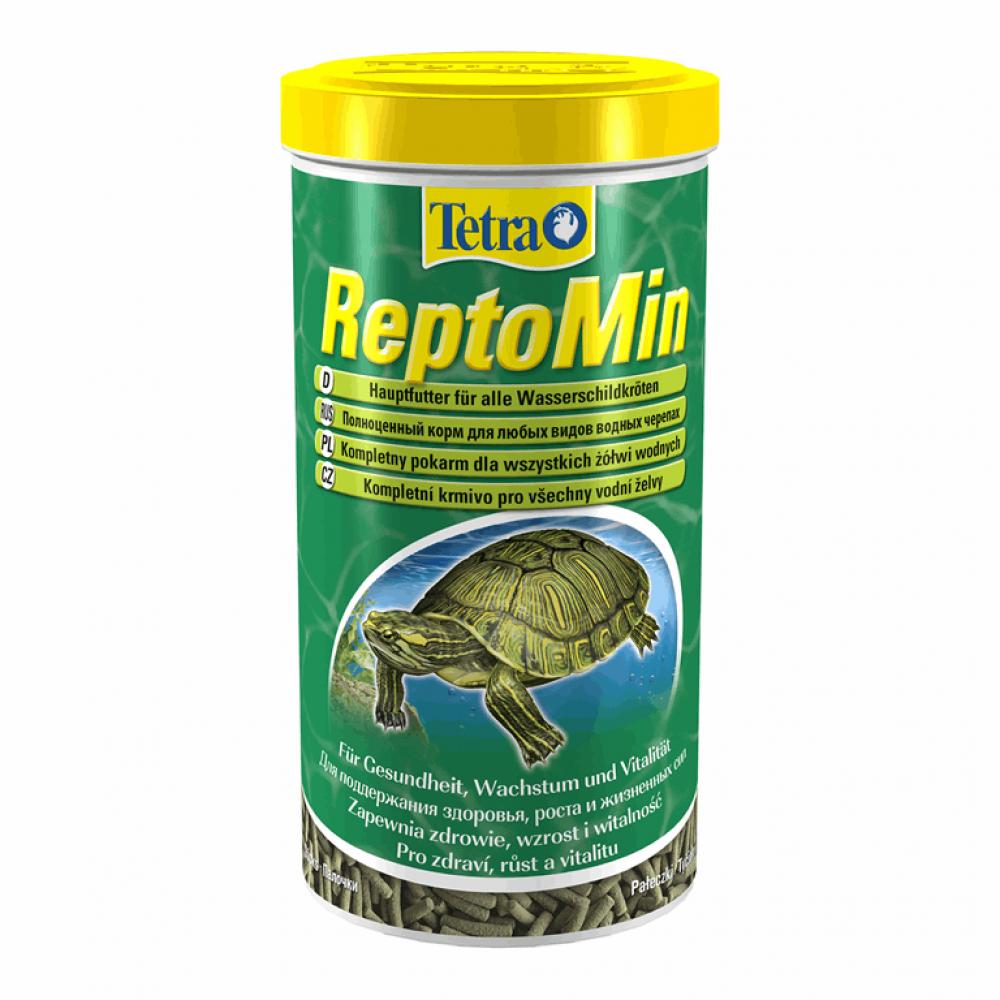 Tetra ReptoMin 1 L корм для черепах в виде палочек