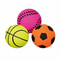 Мяч резиновый 4,5 см