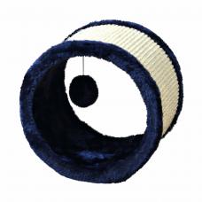 Дряпка круглая 23х20см синяя