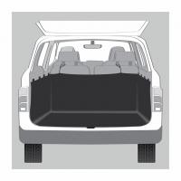 Коврик защитн. в багажник нейлон черный 1,64*1,25м