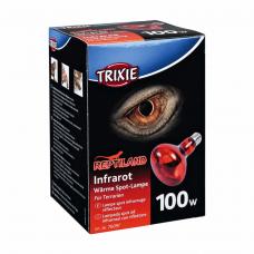 Инфракрасная лампа накаливания Trixie 100 W, E27 (для обогрева)
