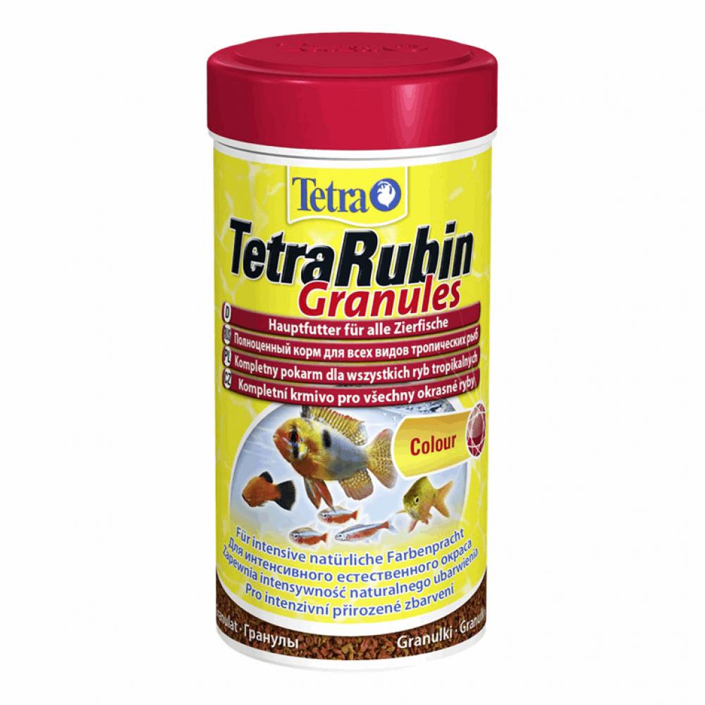 Tetra RUBIN Gran. 250ml гранулы для окраса