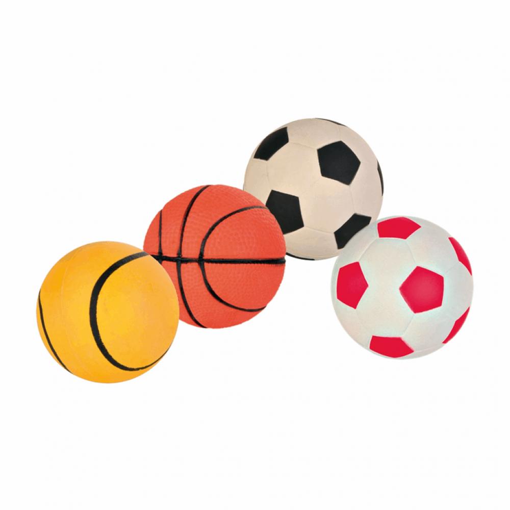 Мяч резиновый 9 см