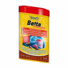 Сухой корм для аквариумных рыб Tetra в гранулах «Betta Granules» 5 г (для петушков)
