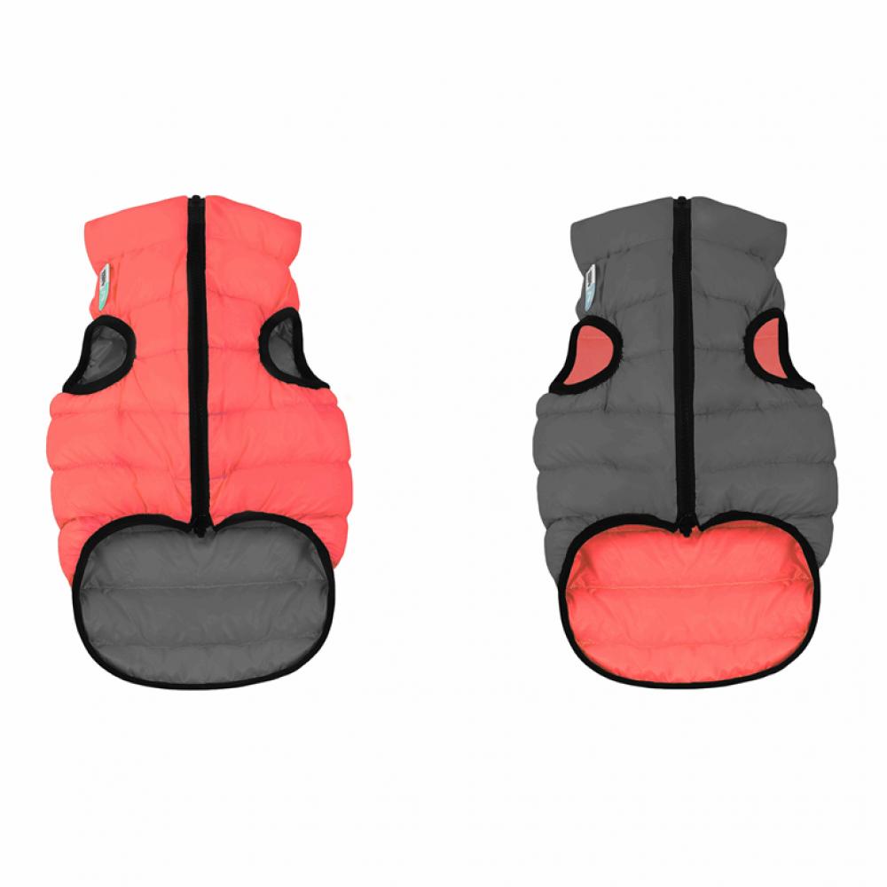 Жилетка для собак Collar «Airy Vest» XS 22 см (красная / серая)