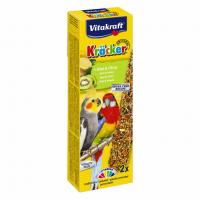 Крекер для средних попугаев с киви (2шт)